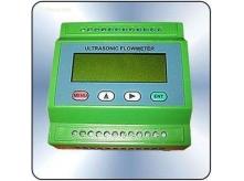 超声波流量计-架装固定模块